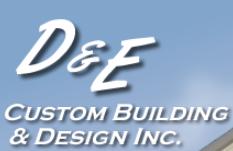 D&E Custom Builders